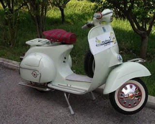 modifikasi vespa matic