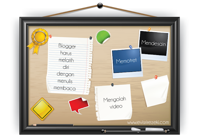 Tips Menjadi Blogger Produktif