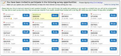 Clixsense Paid Survey