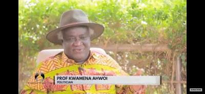 Kwamena Ahwoi
