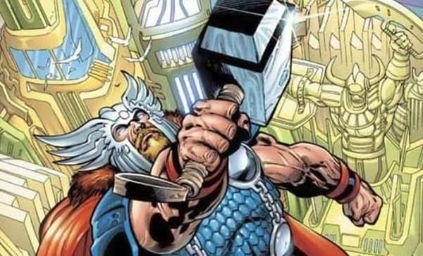 mjolnir Senjata Terkuat Thor