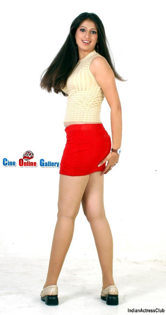 Laxmi Rais Unseen Hot Stills Exposing Hot Legs In Red -6648