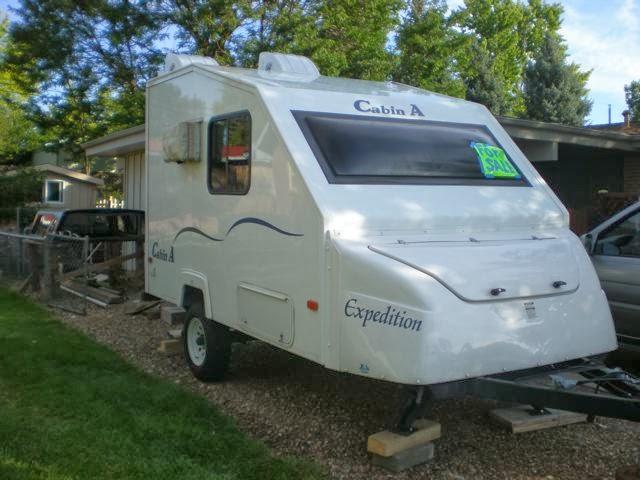 Aliner Camping Adventures: Cabin-A versus Aliner