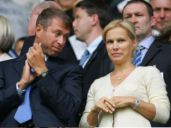 Roman Abramovich and wife separate after 10 years of marriage