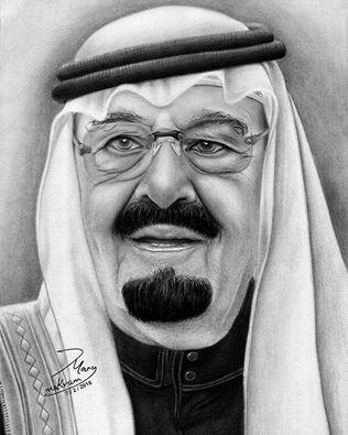 Abdallah Ben Abdelaziz Al Saoud الملك عبدالله بن عبدالعزيز آل سعود