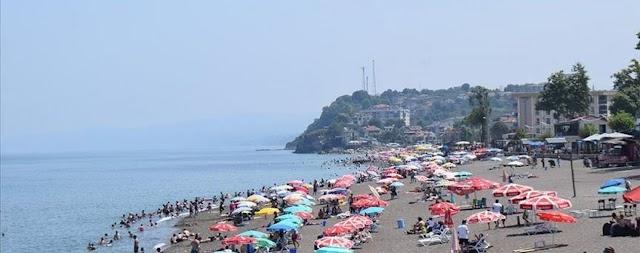 السياحة في تركيا - لؤلؤة البحر الأسود في تركيا قبلة للسياح في عطلة العيد