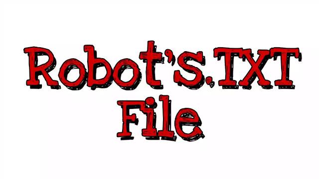Robots.txt kya he ? Robots.txt file blog me kaise add kare?  Full jankari 2019 blogging seo part 5 -Tec India Sandeep.