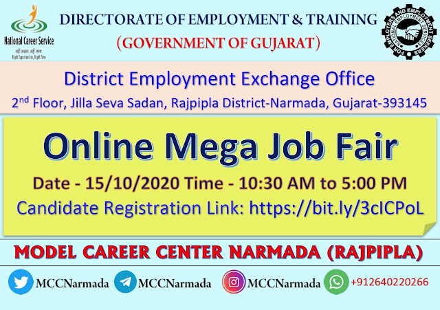 Mega Job Fair 2020