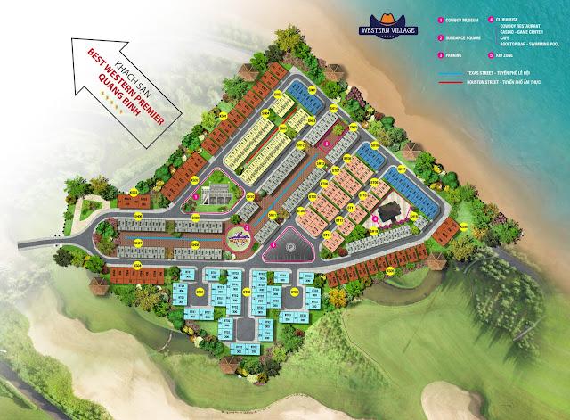 Mở bán Dự án Flc Quảng Bình biệt thự liền kề shophouse đất nền