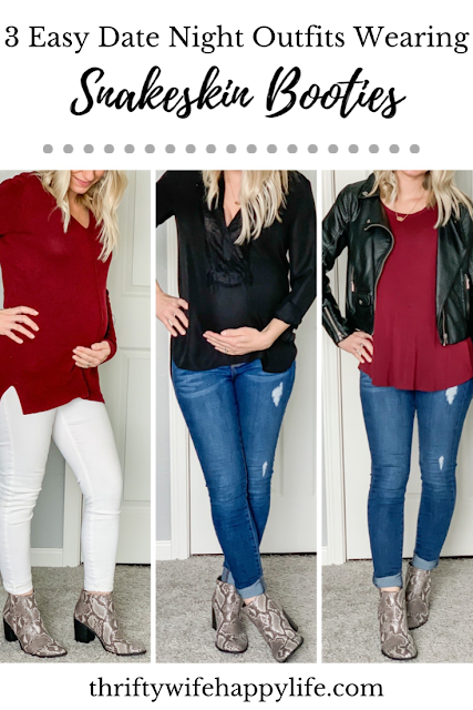 3 date night outfits to spice up your winter wardrobe