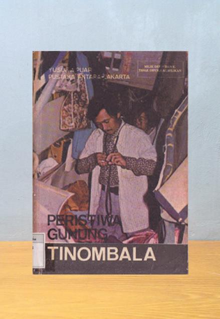 PERISTIWA GUNUNG TINOMBALA, Yusuf Abdullah Puar