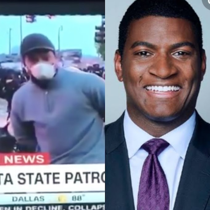 Minneapolis unrest: CNN reporter arrested live on air