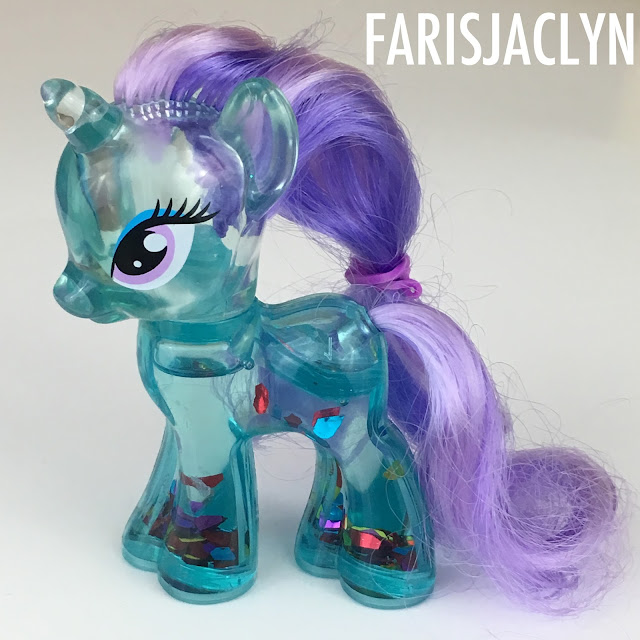My Little Pony Cutie Mark Magic Water Cuties - MLP Diamond Mint Figure