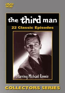 22 Episodes of The Third Man starring Michael Rennie