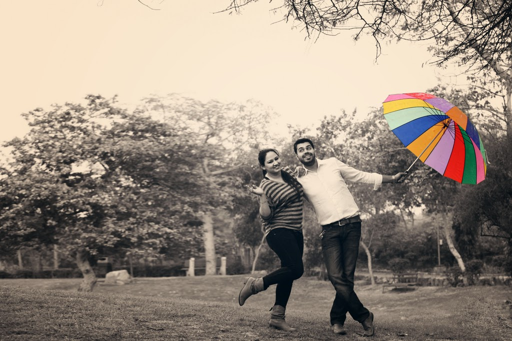 Top 6 Places For A Pre Wedding Photoshoot In Delhi