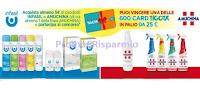 Logo Con Infasil e Amuchina vinci 600 Gift Card Tigotà da 25€: scopri l'anticipazione!