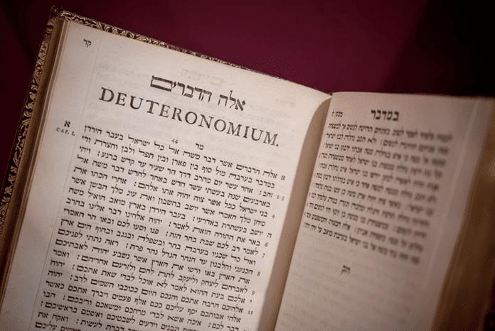 A Bíblia e a Homossexualidade