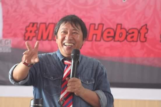 """JS Siap Menangkan ODSK, PILWAKO Manado """"Nda Cocok Pa Kita, Kita Nda Mo Dukung"""""""