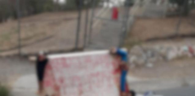 Tanto se esforzaron que dejan la Manta al revés, Sicarios del Cártel de Sinaloa dejan ejecutado en Tijuana, Baja California