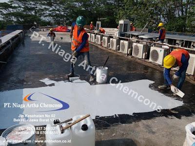 Waterproofing Coating Untuk Rooftop