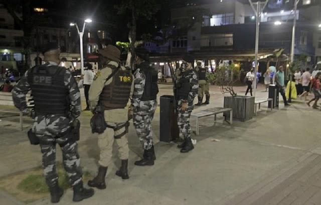 Pessoa que descumprir 'lockdown' na Bahia pode ser punida com até um ano de detenção