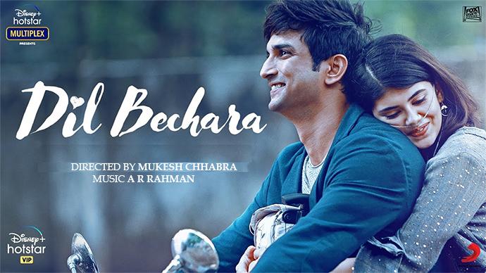 Dil Bechara 2020 Hindi Movie Songs Lyrics and Video | Sushant Singh Rajput, Sanjana Sanghi