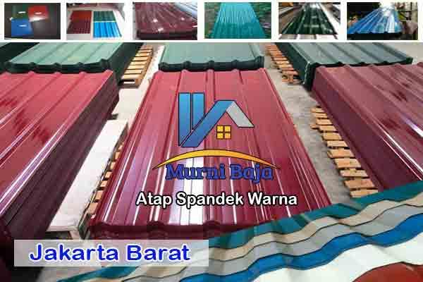 Harga Atap Spandek Warna Jakarta Barat