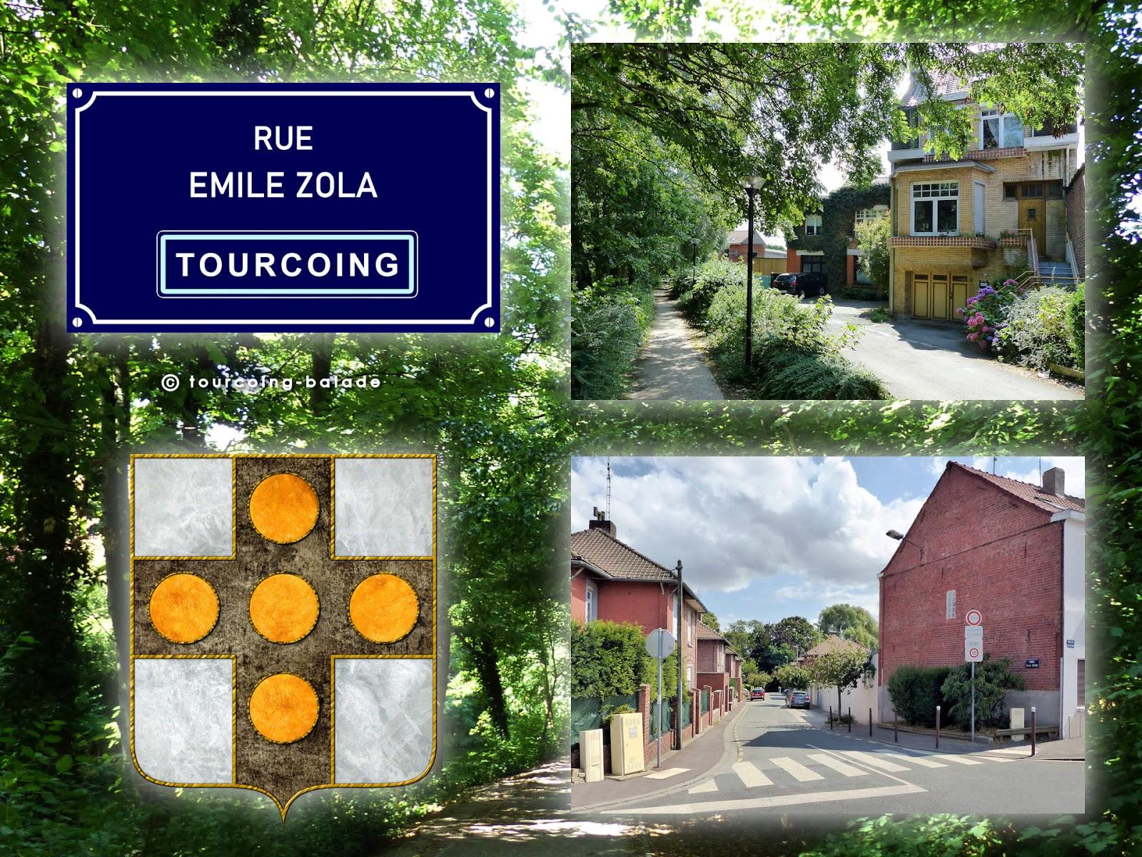 Rue Émile Zola, Tourcoing