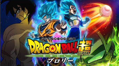 Dragonball Super Movie Broly