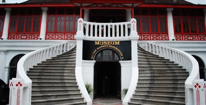 Wisata Museum Sultan Mahmud Badaruddin – Palembang