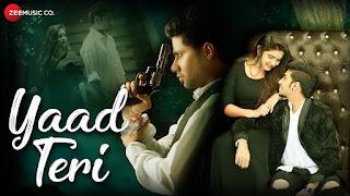 Yaad Teri Lyrics | Rahul Sathe | Sagar Sathe