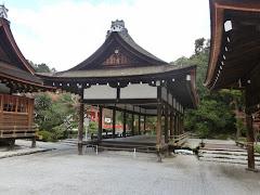 上賀茂神社・橋殿
