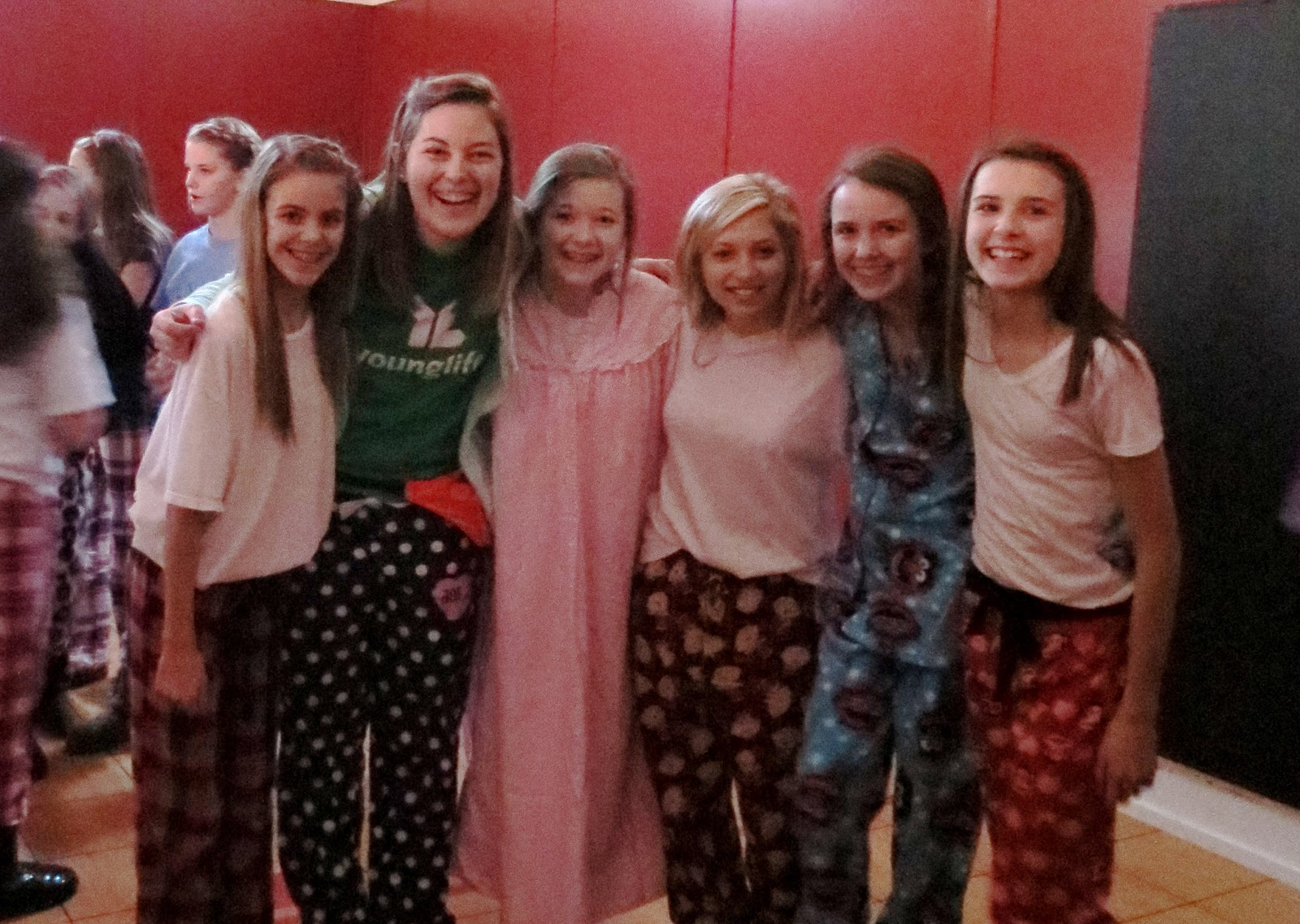 The Queen of the Kings: {NO} Sleepover