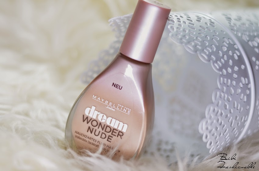 Maybelline Dream Wonder Nude Flakon nah