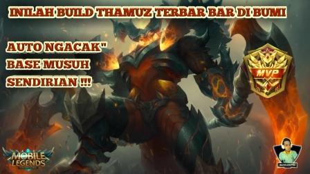 The strongest Thamuz build