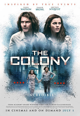 The Colony (2013) Dual Audio Hindi 720p BluRay ESub 850MB
