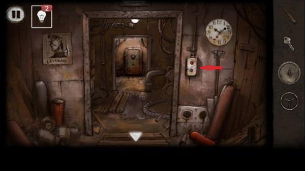 включено освещение и появился свет в игре выход из заброшенной шахты