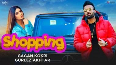 Shopping Lyrics - Gagan Kokri & Gurlez Akhtar