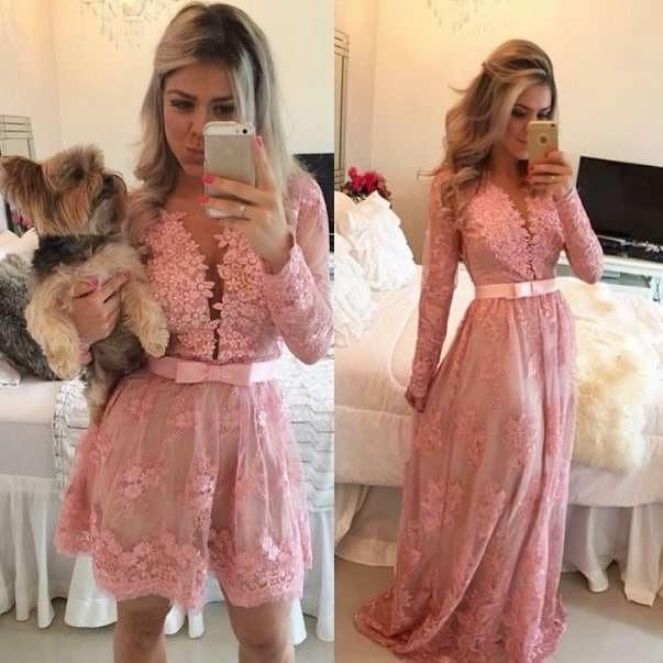 50777ab09 Top 7 vestidos Atelier Barbara Melo - Madrinhas de Casamento