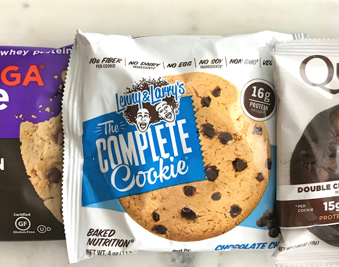 Healthy Protein Cookies, delicious diet snacks