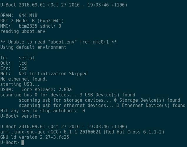 Building Ubuntu image file for Raspberry pi 4