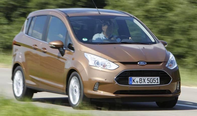 Ford B Max Review Honest John