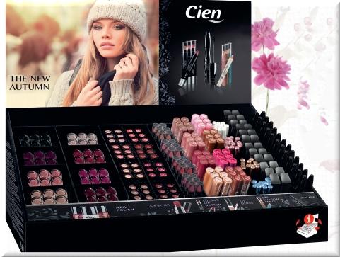 make up cien lidl autunno 2015