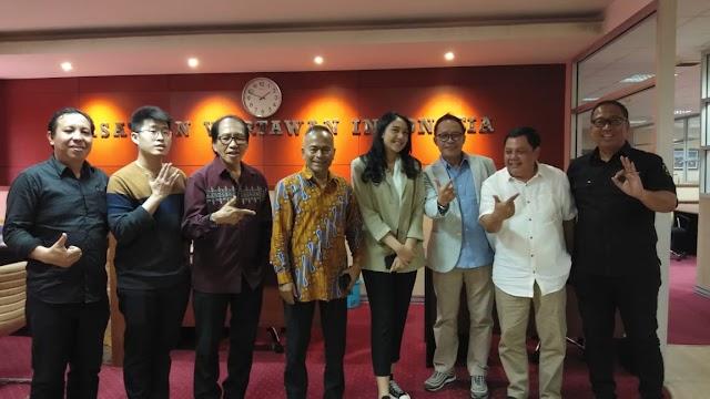 """Siap Hadir HPN, Tokoh Milenial Putri Tanjung Jadi Narsum """"Creativepreneur Corner 2020"""""""