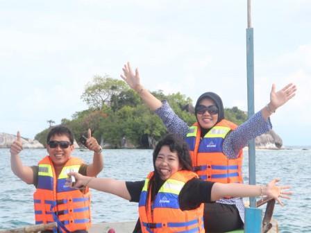 Perjalanan ke Pulau Lengkuas Belitung