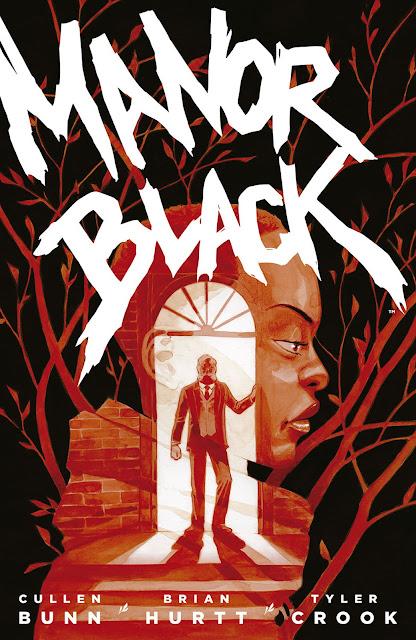 Review del cómic Manor Black Vol.1 de Cullen Bunn - Norma Editorial