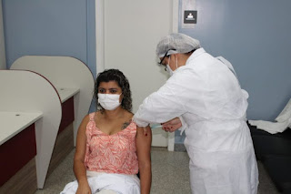 Mais de 19 mil baianos já tomaram a primeira dose da vacina contra Covid-19