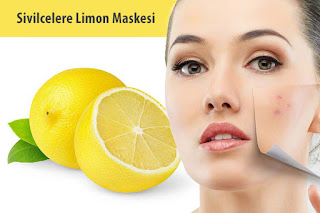 Limonla cilt beyazlatma, cilt rengini açma işlemi yapabilirsiniz. Limon maskesi sivilce oluşumunu önler Limon maskesi siyah noktaları yok eder Cilt lekelerini yok etmede çok etkilidir. Yağlı cildin yağ oranını önler Cilde parlaklık ve canlılık verir Limon maskesi gözenekleri temizler Ciltte bulunan ölü hücreleri yok eder Limon Losyonu, Limonla Cilt Güzelliği, Limonla Yüz Maskesi ile ilgili aramalar limon maskesi  limon yüzde ne kadar kalmalı  limon kabuğu maskesi  yüze limon sürmek beyazlatırmı  yüze limon sürmek zarar verir mi  limonun cilde faydaları ahmet maranki  limon cilt lekelerine iyi gelirmi  limonun cilde faydaları kadınlar kulübü