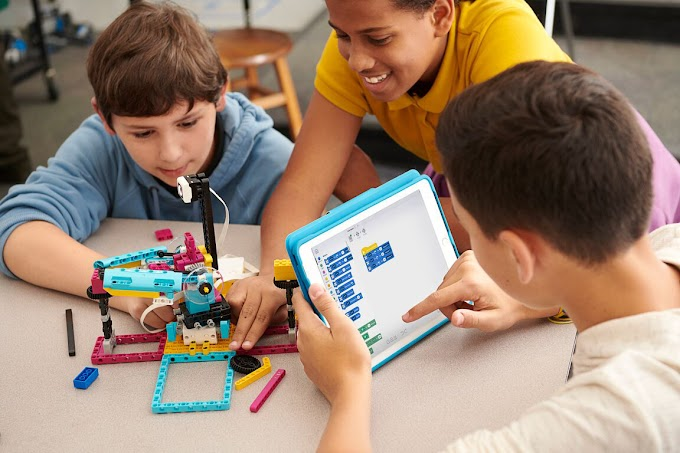 SPIKE Prime Helps Students Learn Essential STEAM And 21st Century Skills