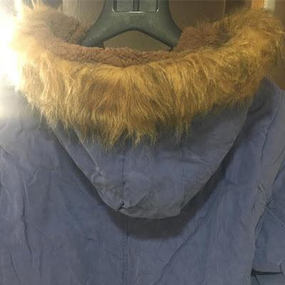 abrigo, parka, mujer, moda mujer, tomasa,